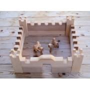 Drveni dvorac