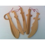 Drveni mačevi