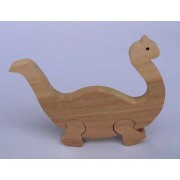 Drvene puzzle - Dino