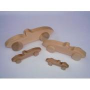 Drvena igračka - vozilo - Kabriolet 2