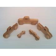 Drvena igračka - vozilo - Kamion