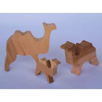 Drvena životinja - Deva