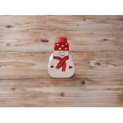 Božićni ukras - stojeći - Snjegović 1