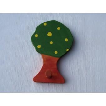 Drveni magnet - Drvo
