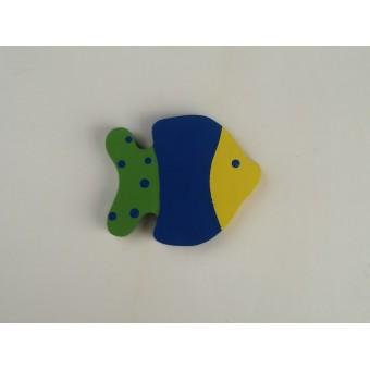 Drveni magnet - Riba