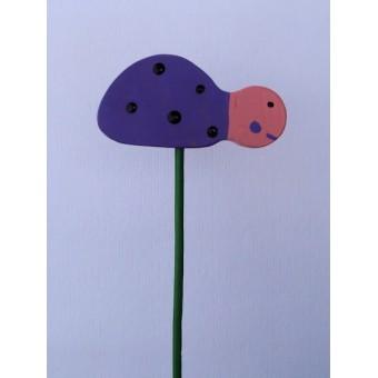 Drveno cvijeće i ukrasi - Bubamara 2