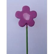 Drveno cvijeće i ukrasi - Cvijet 3