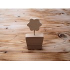 Drvena teglica - srednja - Teglica 2