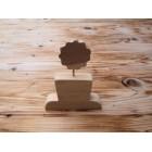 Drvena teglica - srednja - Teglica 6