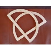 Drvene ručke za torbe