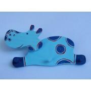 Drvena vješalica - mala - Hippo